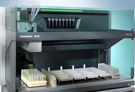 TECAN全自动酶免前处理系统