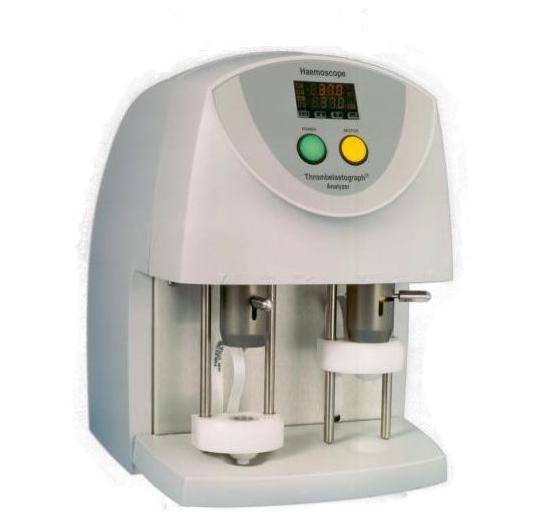 TEG5000型血栓弹力图仪